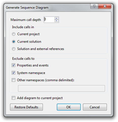 generatesequenceDiagramMenu