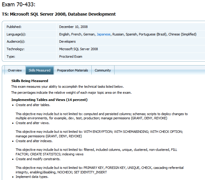 Microsoft Certification Susanibachs Blog
