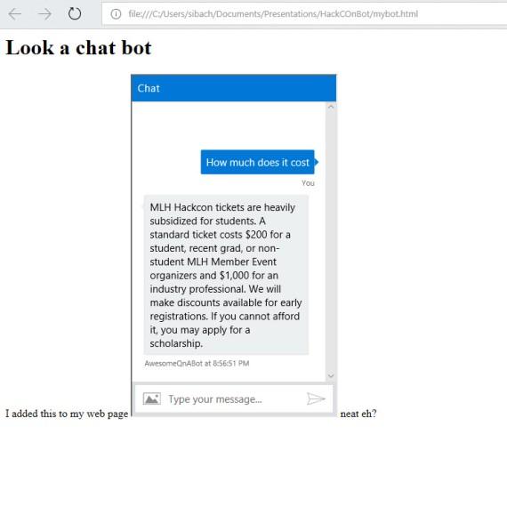 ChatBotInIframe
