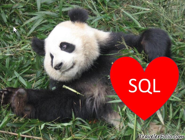 SQLPanda2